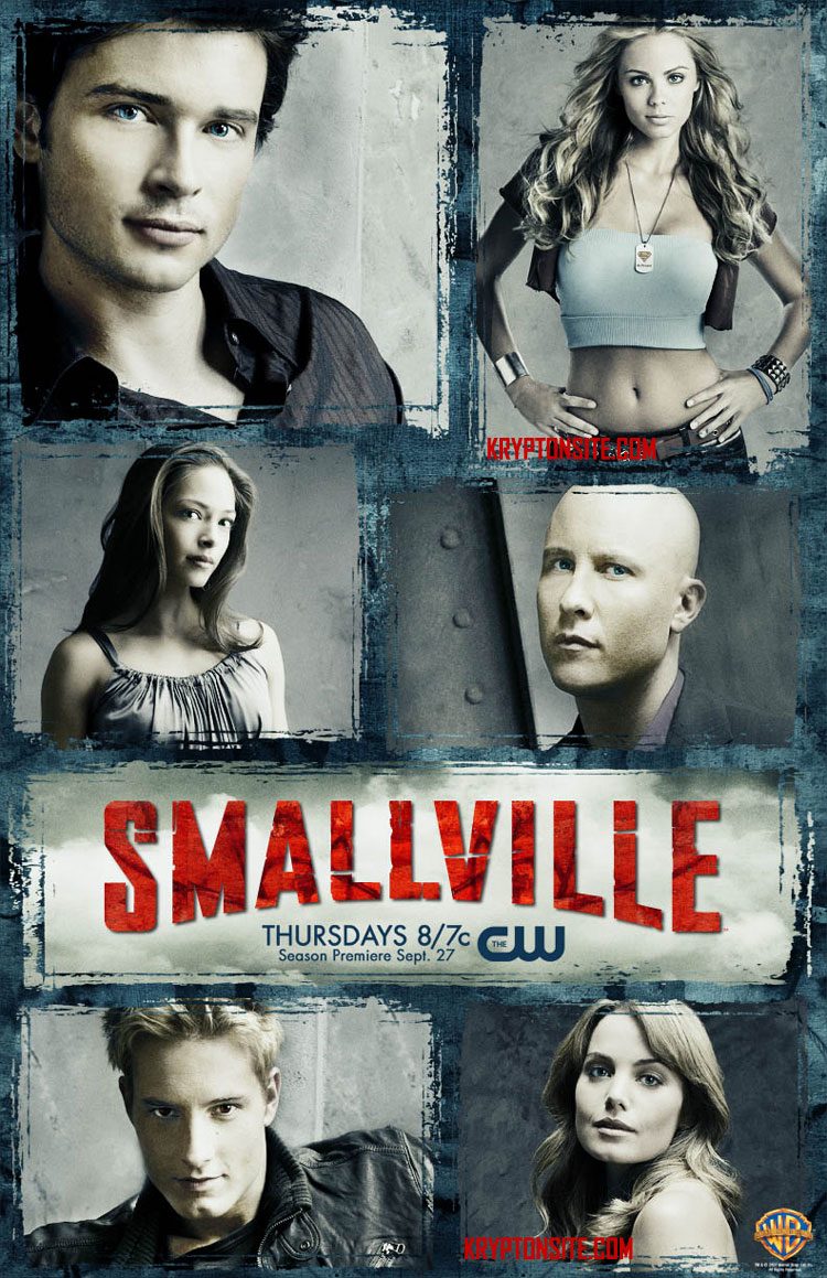 Thị Trấn Smallville 7 - Smallville Season 7