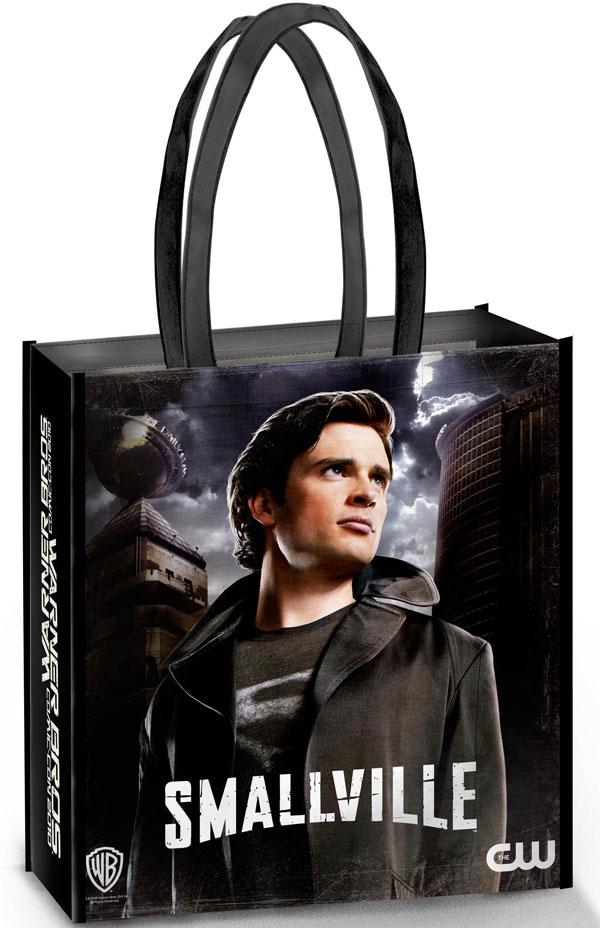 smallville comic-con  bag