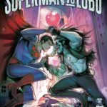 Here's your first look at the 'Superman vs. Lobo' comic